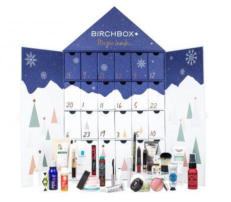 calendario de adviento de birchbox 2018 edicion españa