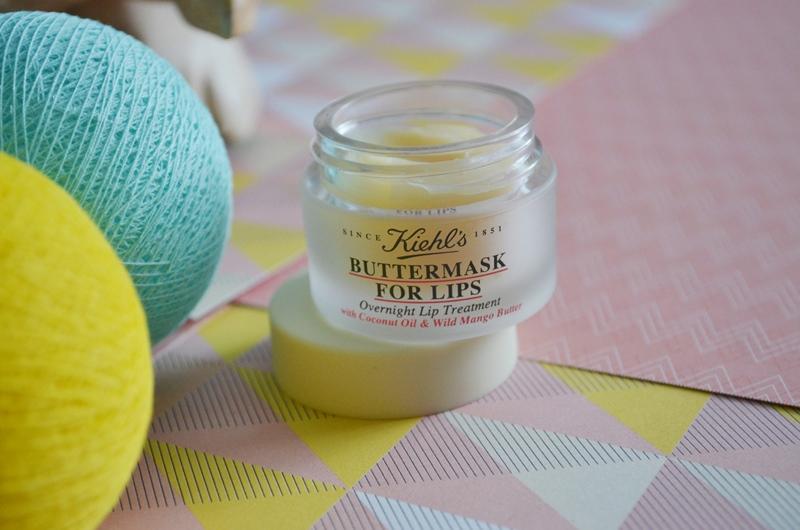 Buttermask de KIEHL'S - Mascarilla nocturna hidratante para labios de Kiehls - textura (5)