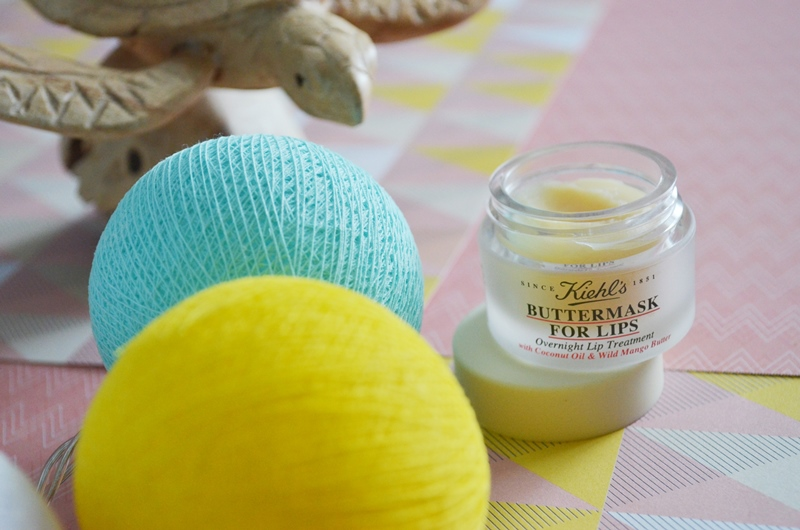 Buttermask de KIEHLS - Mascarilla nocturna hidratante para labios de Kiehls - textura (6)
