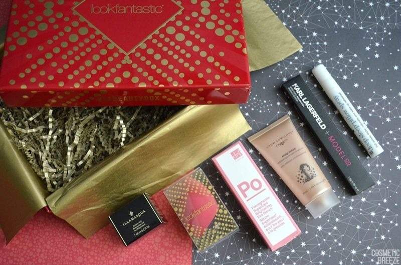 Lookfantastic Beauty Box de Diciembre 2018 Unboxing Christmas Edition (7)