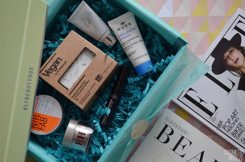 Lookfantastic Beauty Box de Abril 2018 - Beauty Awakening 2