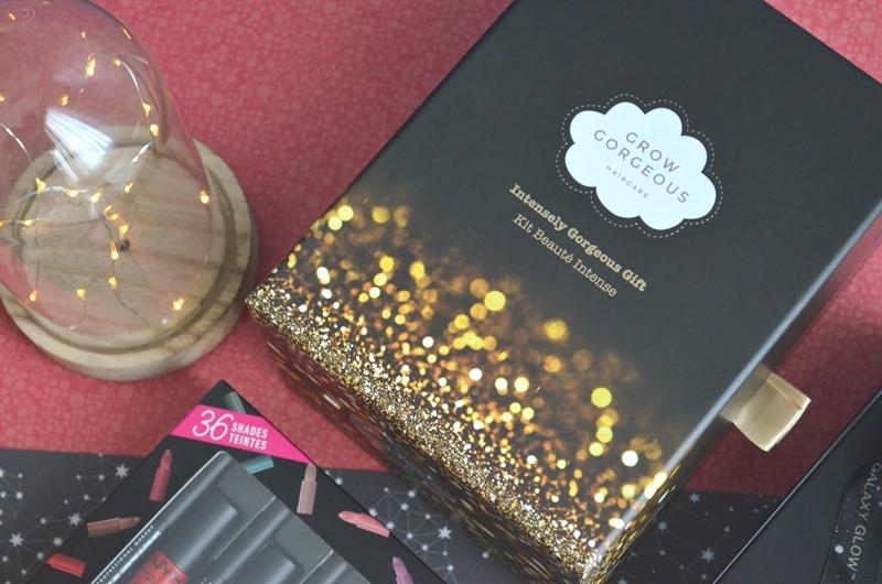 Sets de Regalo para Navidad de Lookfantastic - Grow Gorgeous (2)