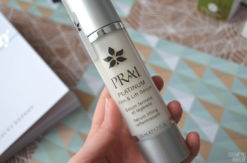 The Vegan Edition by Beauty Expert - PRAI Platinum Firm and Lift Intensive Serum