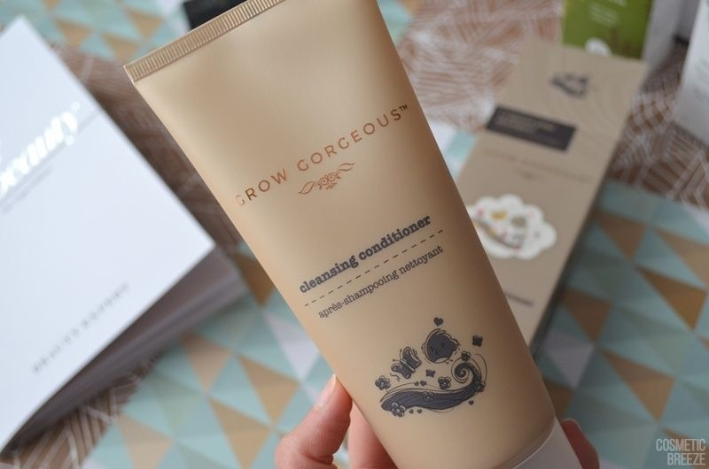 The Vegan Edition by Beauty Expert - GROW GORGEOUS Cleansing Conditioner 11in1 Envase