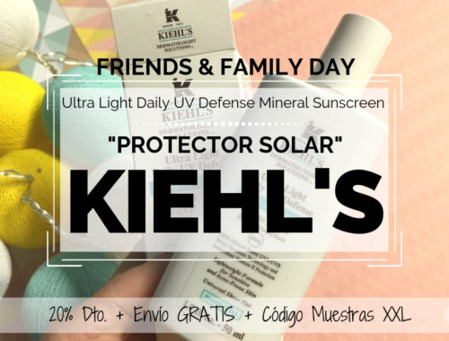 Ultra Light Daily UV Defense Mineral Sunscreen - Protector Solar de KIEHLS