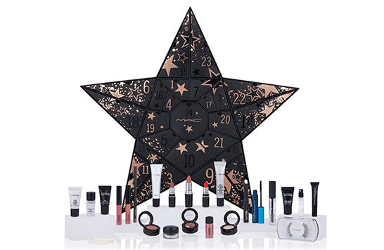 Calendario de Adviento MAC Cosmetics 2019 MAC Cosmetics Beauty Advent Calendar Make Up Calendar