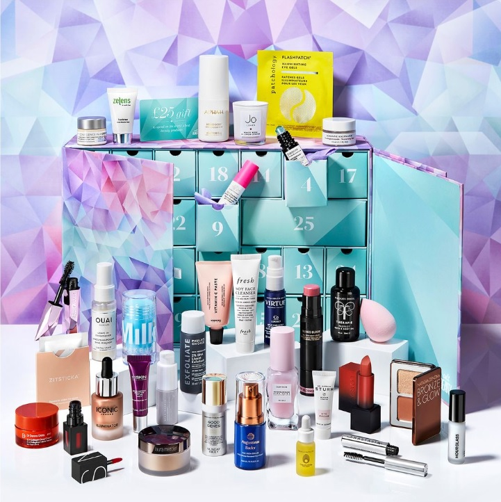 Calendario de Adviento de Belleza 2019 de Cult Beauty Beauty Advent Calendar 2019
