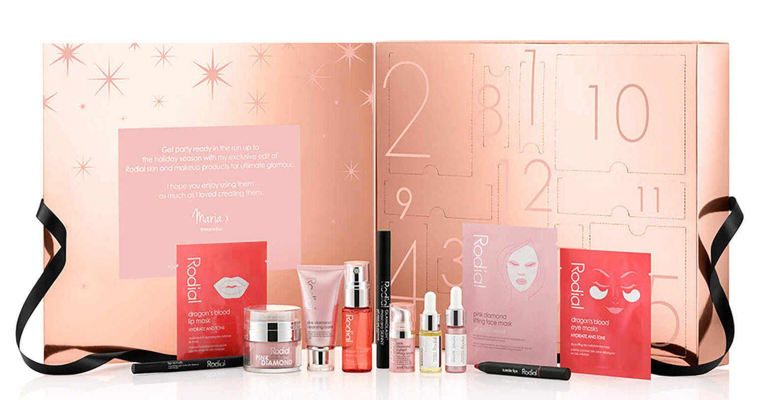 Rodial Calendario de Adviento 12 Days 2019 Rodial Advent Calendar
