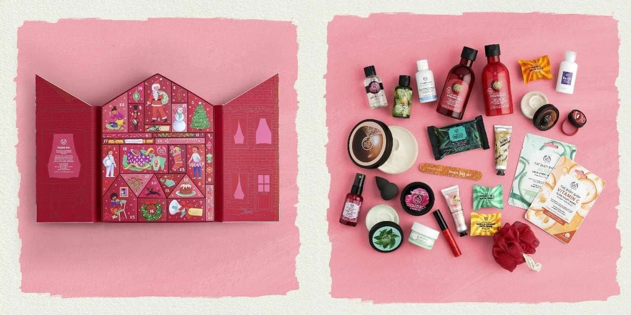 The Body Shop Calendario de Adviento de Belleza Deluxe 2019
