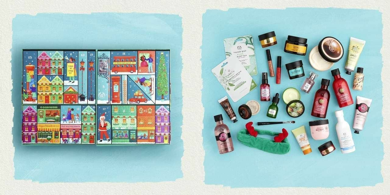 The Body Shop Calendario de Adviento de Belleza Ultimate 2019