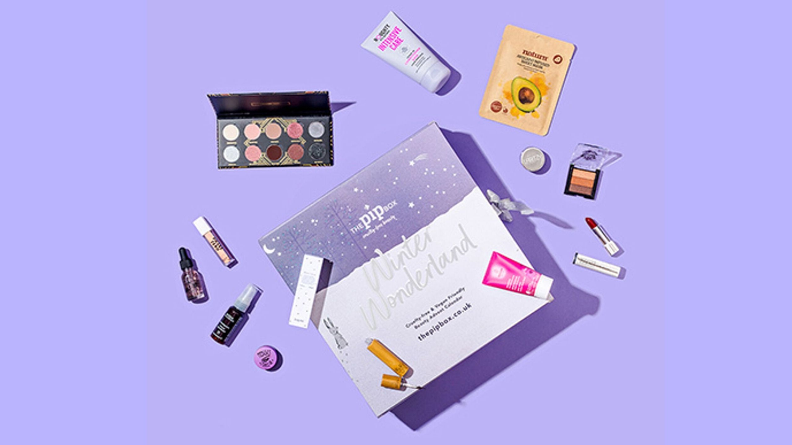 The Pip Box Beauty Advent Calendar 2019