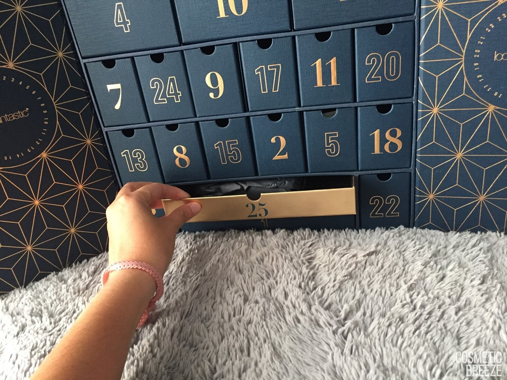 Calendario de Adviento Lookfantastic 2019 Advent Calendar 10
