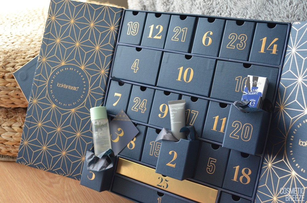 Calendario de Adviento Lookfantastic 2019 Advent Calendar 7