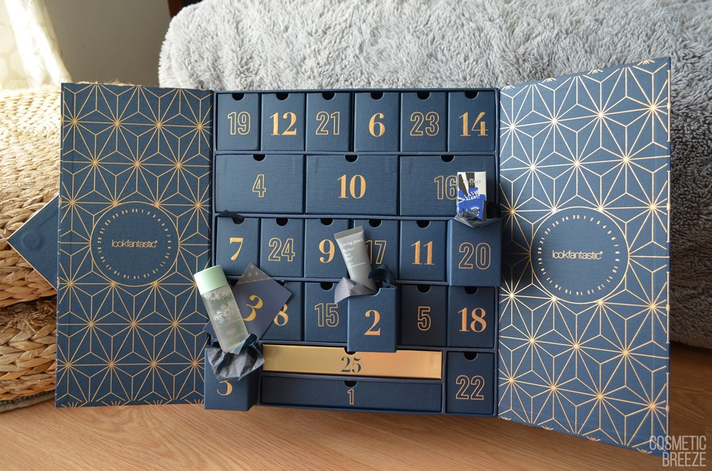 Calendario de Adviento Lookfantastic 2019 Advent Calendar 8
