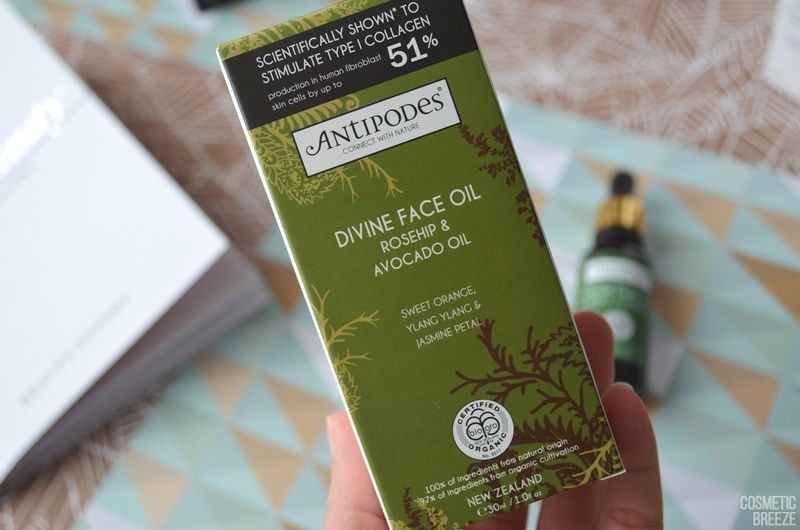 The Vegan Edition by Beauty Expert - ANTIPODES Divine Face Oil Rosehip and Avocado