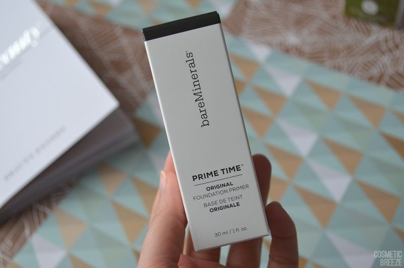 The Vegan Edition by Beauty Expert - bareMinerals Prime Time Foundation Primer