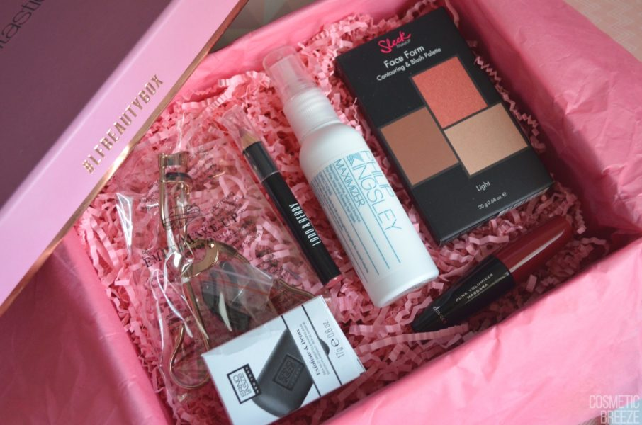 Lookfantastic Beauty Box de Febrero 2019