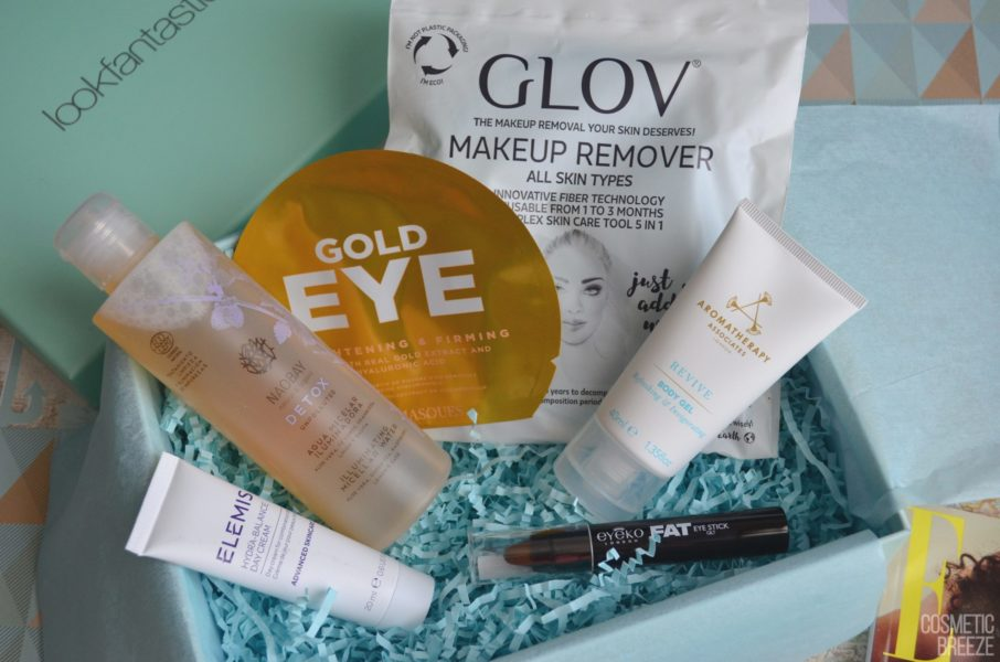 Lookfantastic Beauty Box de Julio 2019