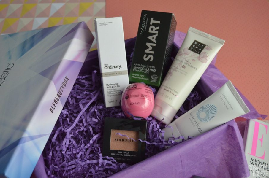 Lookfantastic Beauty Box de Marzo 2019