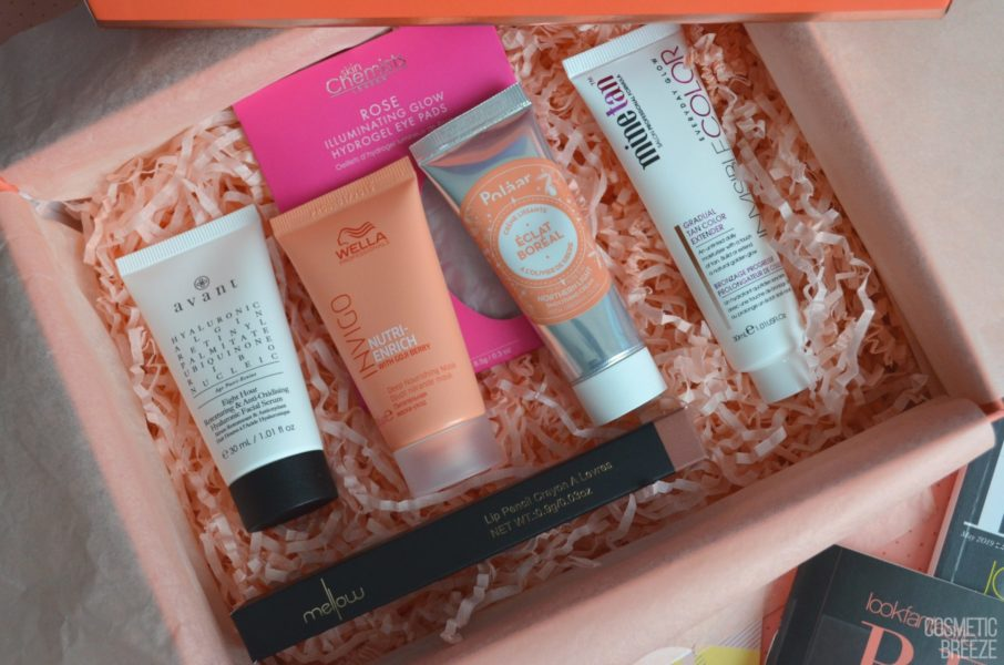 Lookfantastic Beauty Box de Mayo 2019