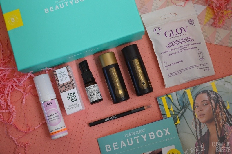 Lookfantastic Beauty Box de Enero 2020 (7)