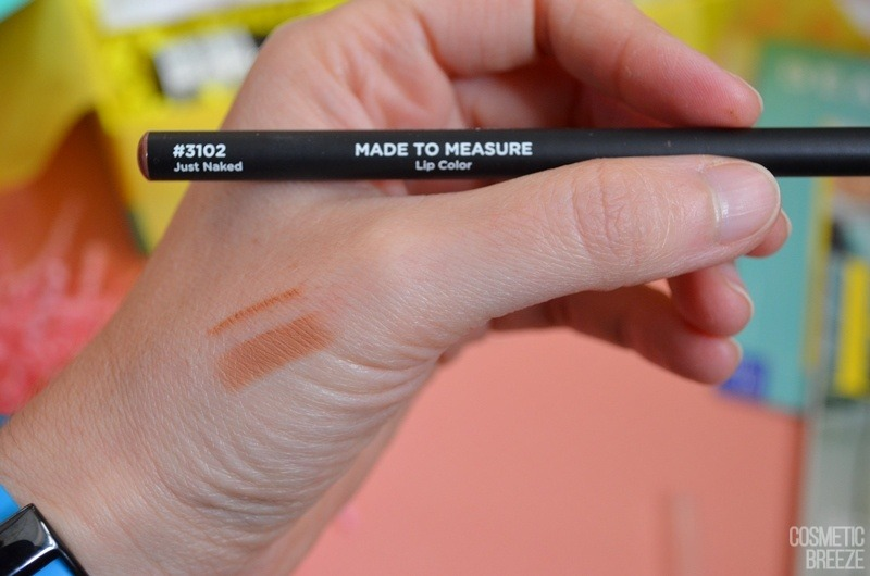 Lookfantastic Beauty Box de Enero 2020 - LORD AND BERRY Ultimate Lip Liner (3)