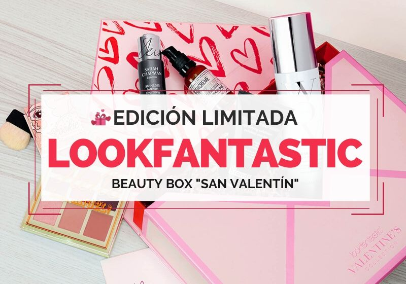 Lookfantastic San Valentin Collections - lookfantastic Valentine's Collection