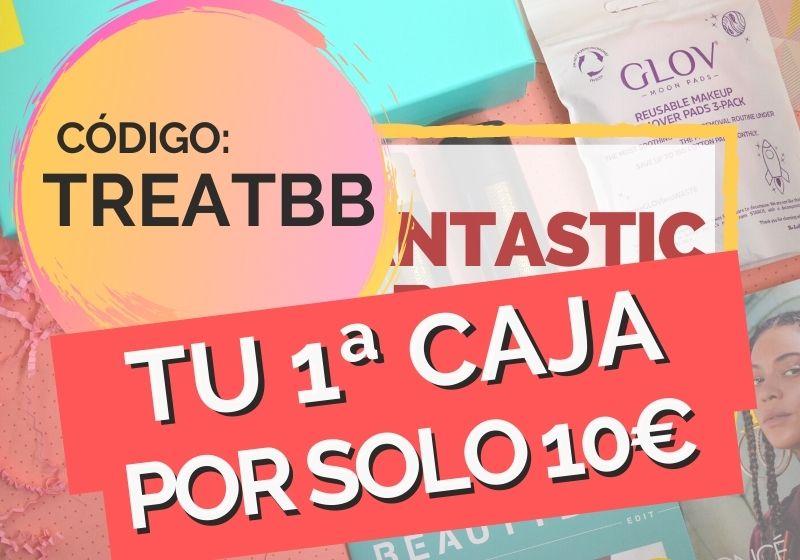 TU PRIMERA CAJA DE BELLEZA LOOKAFNTASTIC POR SOLO 10€